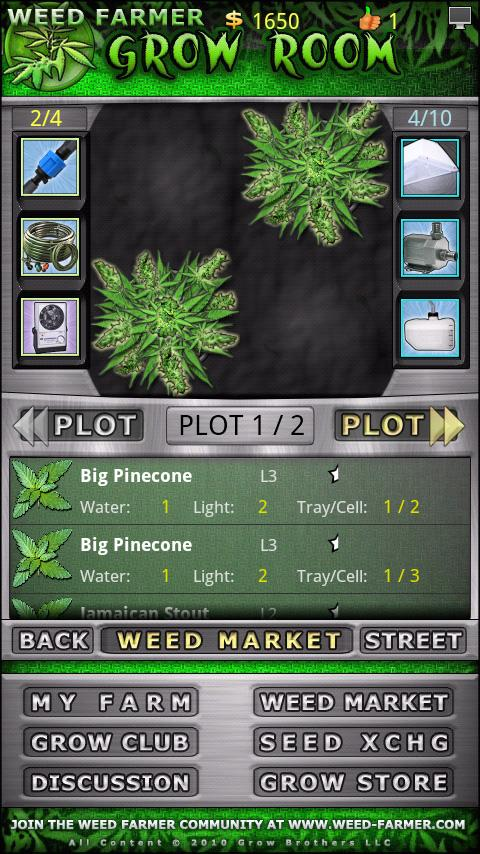 Weed Farmer Android Casual