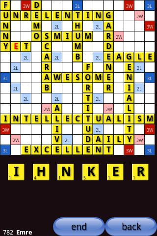 BitLetters Free Android Brain & Puzzle
