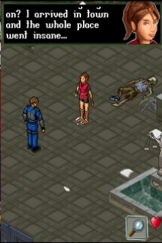 Resident Evil Uprising Android Arcade & Action