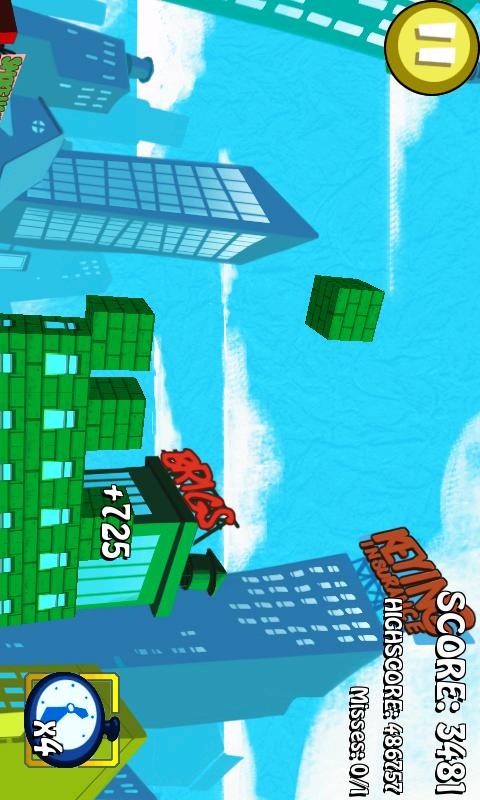 Vertigo Towers Android Brain & Puzzle