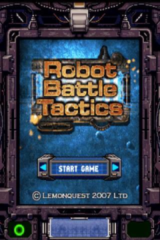 Robot Battle Tactics Android Brain & Puzzle
