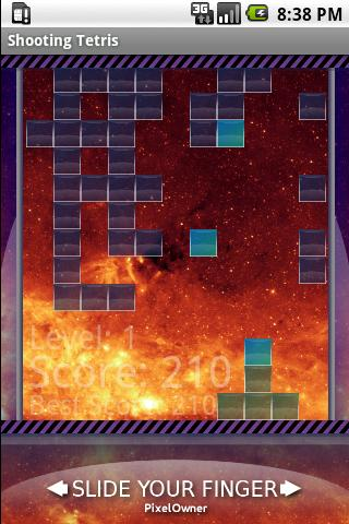 Shooting Tetris (LITE) Android Arcade & Action