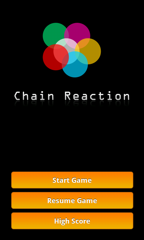 Chain Reaction Android Arcade & Action
