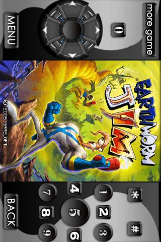 Earthworm Jim Android Arcade & Action