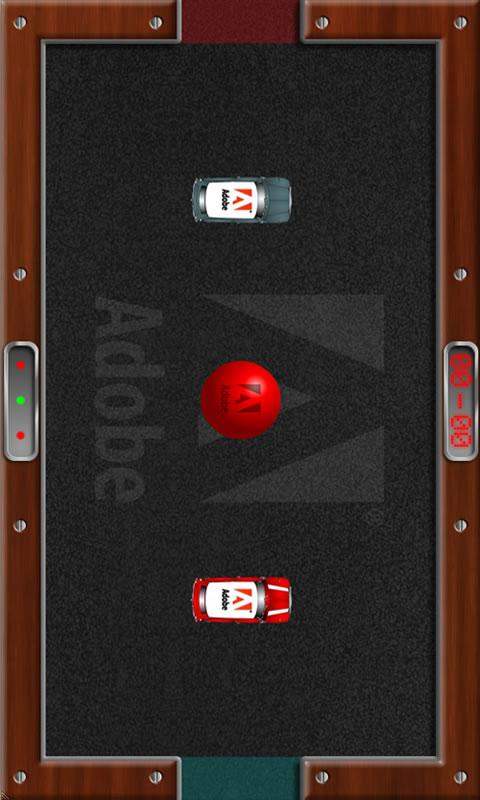 Mini Dodgem AIR Hockey Android Arcade & Action