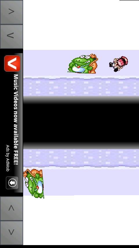 Mario Snow Android Arcade & Action