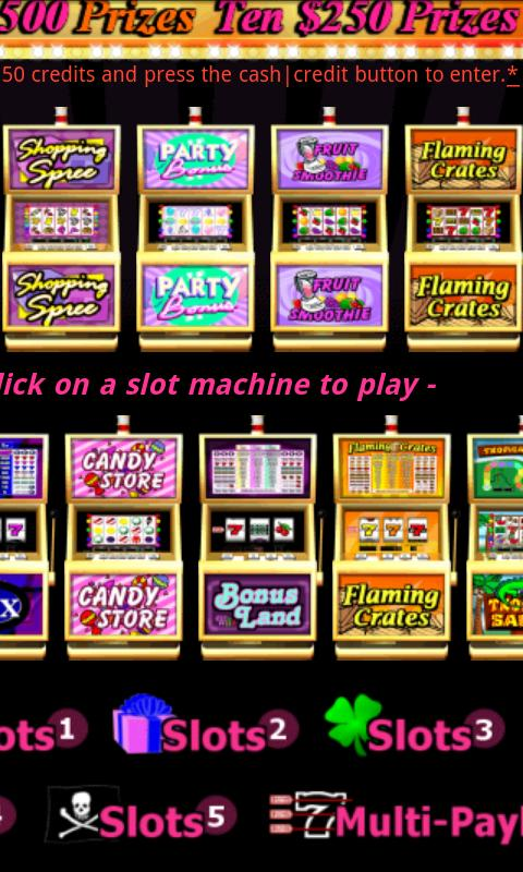 Slot Land 6 Casino Games! Android Cards & Casino