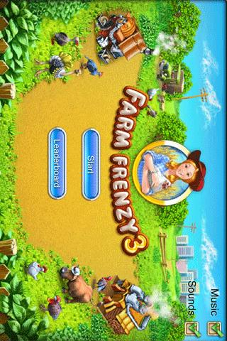 Farm Frenzy Android Brain & Puzzle