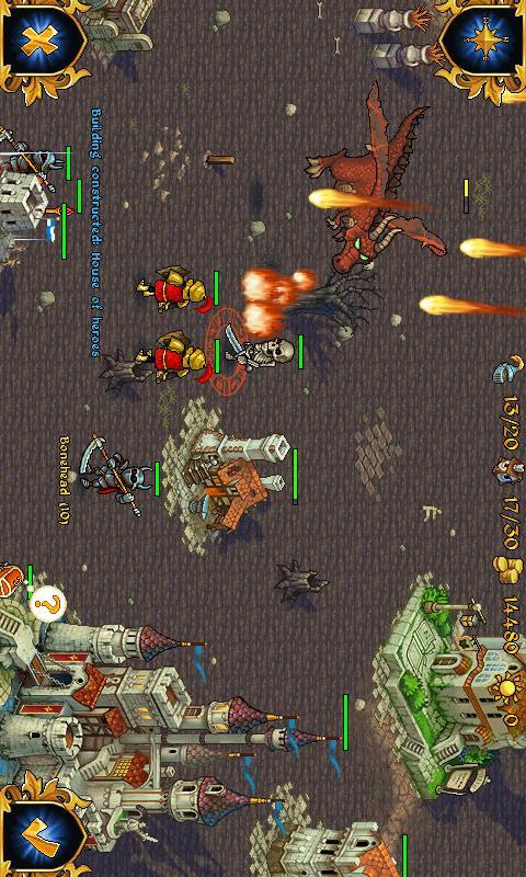 Majesty: Fantasy Kingdom LITE Android Arcade & Action