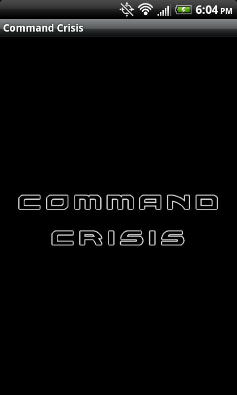 Command Crisis Android Arcade & Action