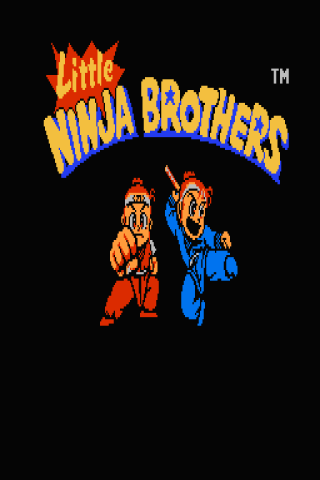 Little Ninja Brothers (Europe) Android Arcade & Action