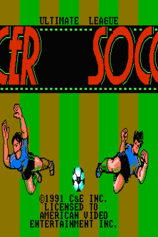 Ultimate League Soccer (USA) ( Android Arcade & Action