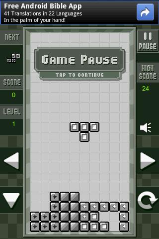 Tetris(Game Boy) Android Arcade & Action