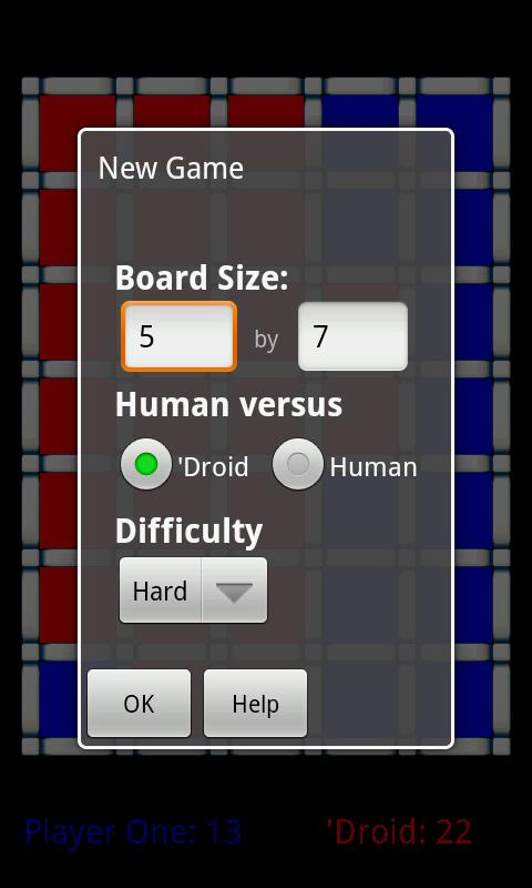 Squares Game Android Casual