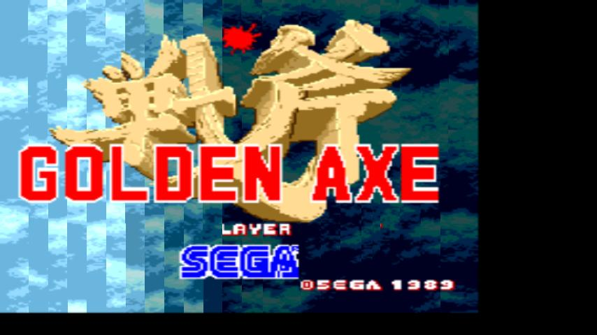 Golden Axe Android Arcade & Action