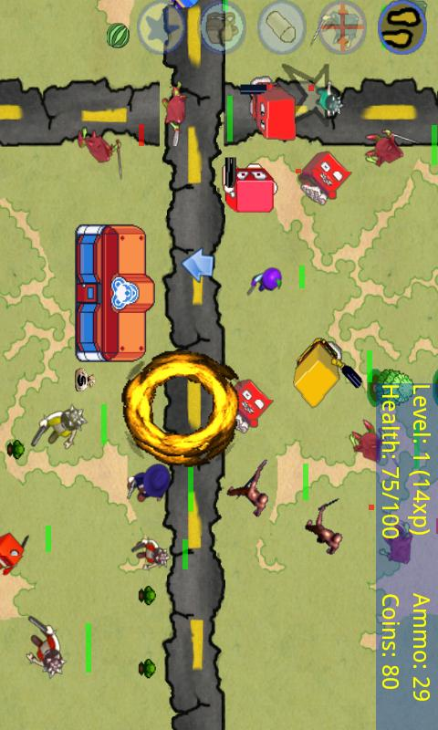 Wacky Toons RPG Android Arcade & Action