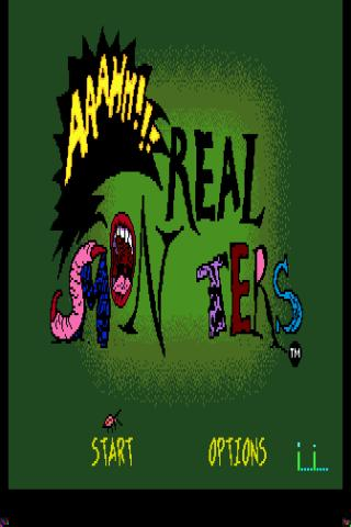 AAAHH!!! Real Monsters Android Arcade & Action