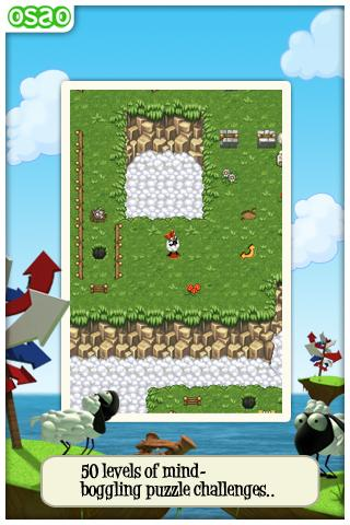 SheepMania Puzzle Islands FREE Android Brain & Puzzle