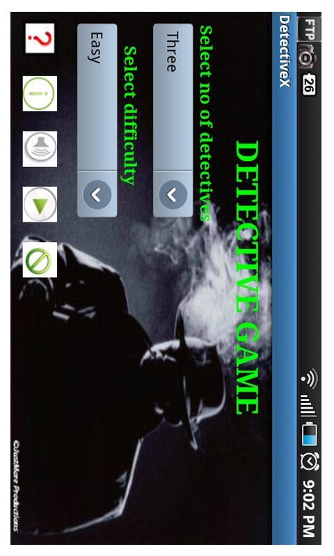 DetectiveX Android Brain & Puzzle