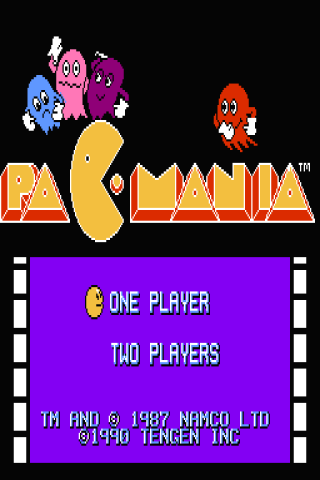 Pac-Mania (USA) (Unl) Android Casual