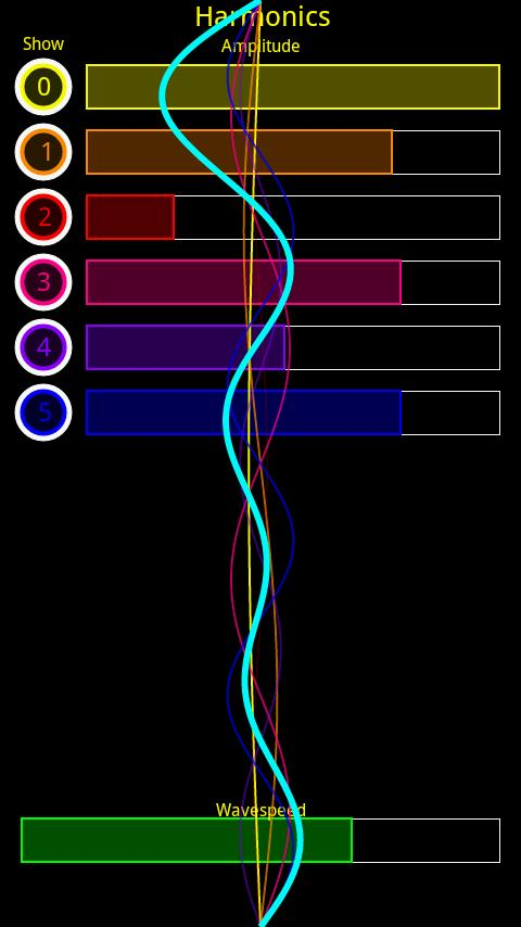 Harmonical Android Brain & Puzzle