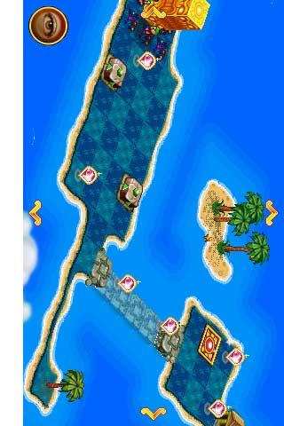 Diamond Islands 2 Android Brain & Puzzle
