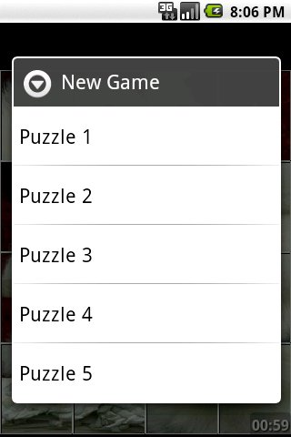 Dog and Puppy Puzzles Android Brain & Puzzle