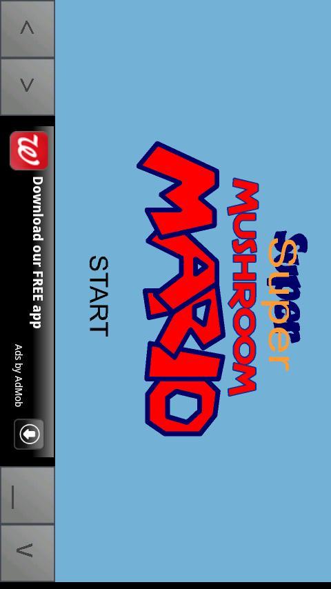 Super Mario Mushroom Android Arcade & Action