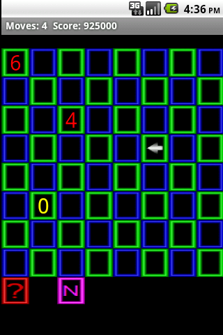 Hyper Grid Lite Android Brain & Puzzle