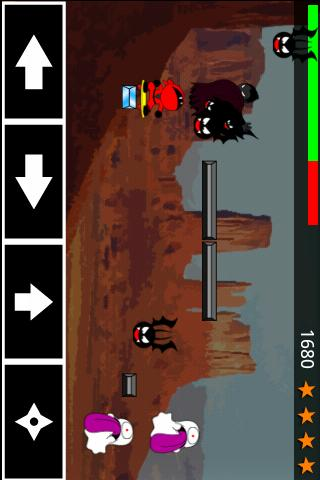 Ninja VS Ghosts 2.0 Lite Android Arcade & Action