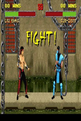 Ortal Kombat Ii Android Arcade & Action