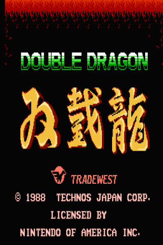Double Dragon Android Arcade & Action
