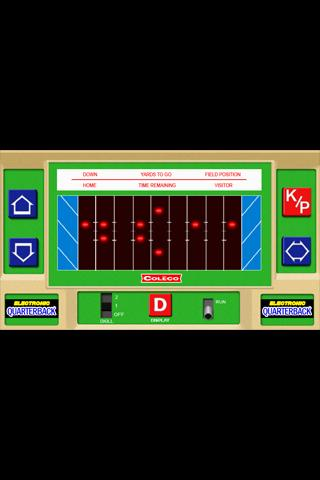 Electronic Quarterback Android Arcade & Action