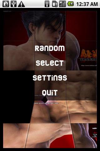 Tekken Slide Puzzle Android Brain & Puzzle