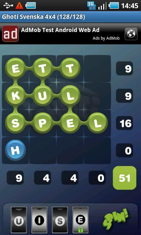 Ghoti Svenska Android Brain & Puzzle