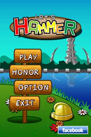 Let's Hammer (Free) Android Arcade & Action