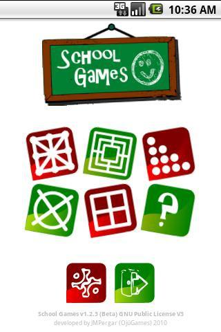 School Games Android Casual