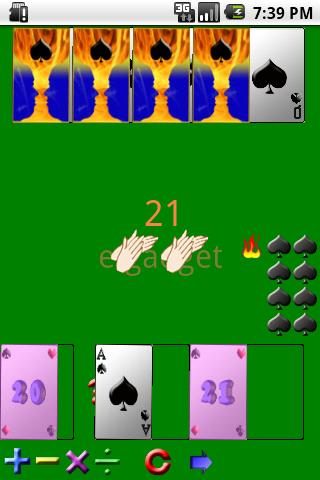 L'esprit de Flamme(French) Android Cards & Casino