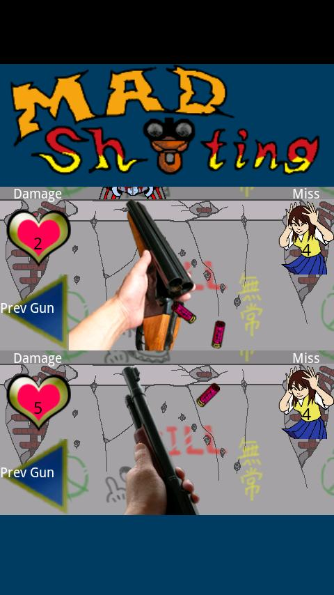 MAD Shooting Android Arcade & Action