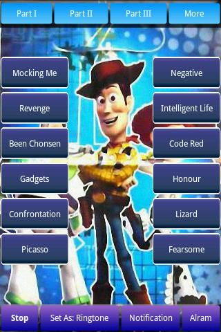 Toy Story Soundboard Android Arcade & Action