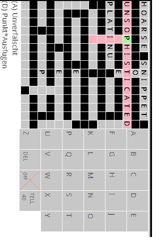 German/English Crossword Android Brain & Puzzle
