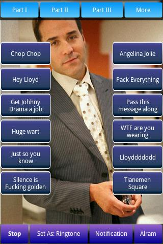 Ari Gold Soundboard Android Casual