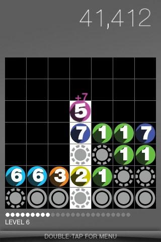 Drop7 Android Brain & Puzzle