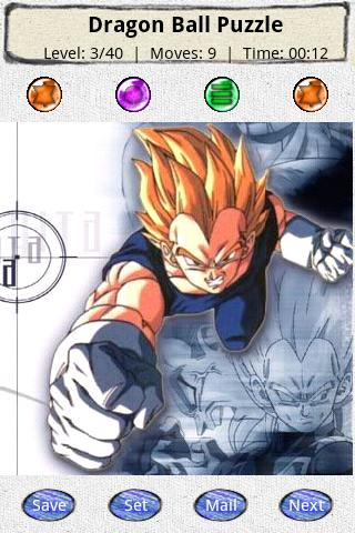Hi Puz! – Dragon Ball Android Brain & Puzzle