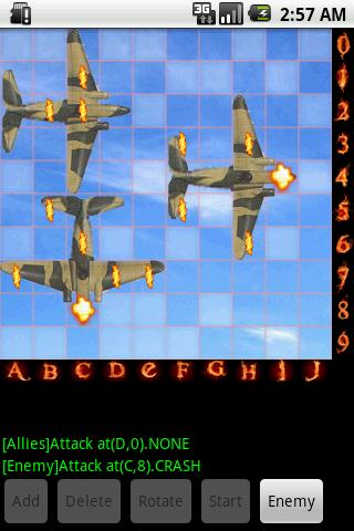 Shoot Plane Android Brain & Puzzle
