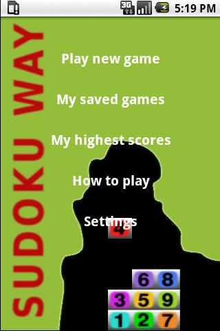 Sudoku Way Android Brain & Puzzle