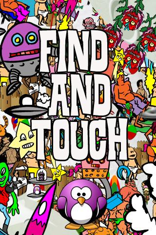 Find And Touch Free! Android Brain & Puzzle