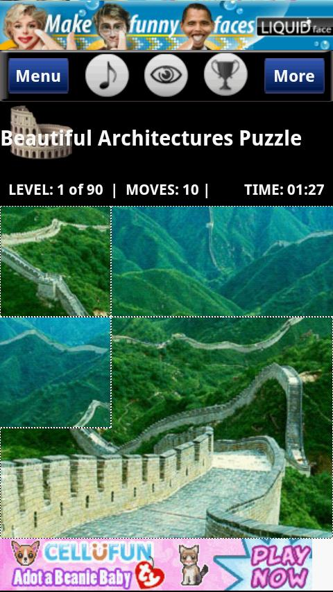Famouse Sights – Jigsaw Android Brain & Puzzle