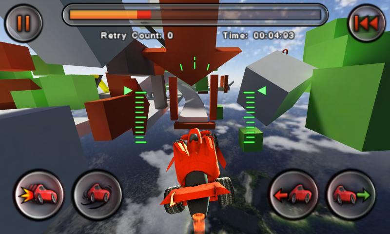 Jet Car Stunts Android Arcade & Action