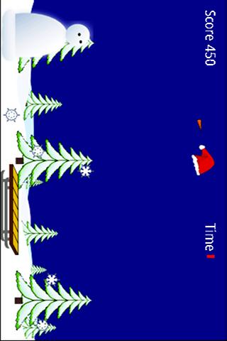 CatchAFlake Lite Android Arcade & Action